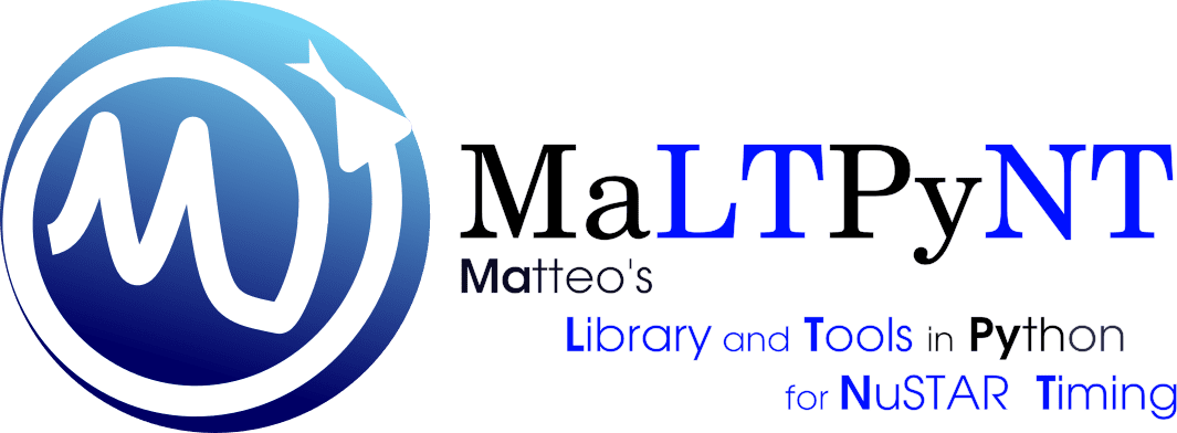 Matteo's Library and Tools in Python for NuSTAR Timing cover image